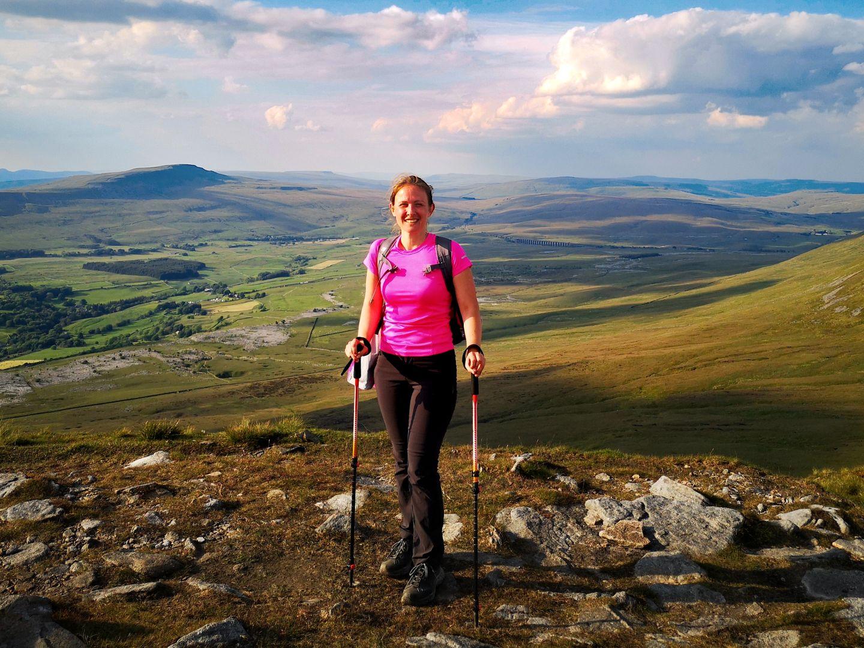 hiking and yoga, yoga for hikers